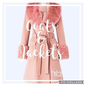 Jackets & Coats Category